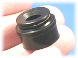 ACM valve stem seal