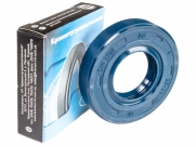 7327S-AS-25x52x10-NBR-440-BLUE-DIN-3760-08